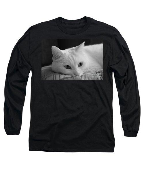 The Dreamer Cat Long Sleeve T-Shirt