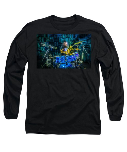 The Drummer Long Sleeve T-Shirt