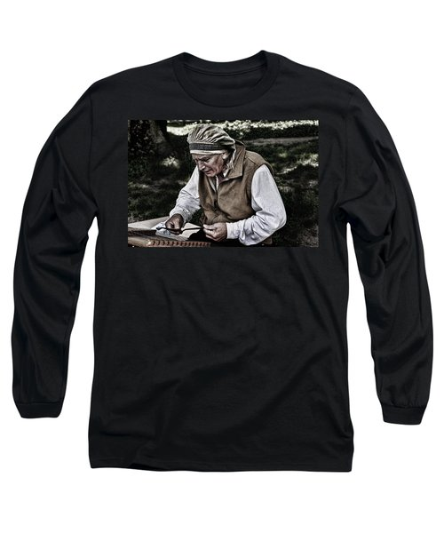 The Dulcimer Man Long Sleeve T-Shirt