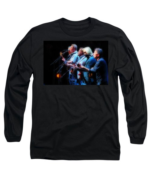 The Eagles Inline Long Sleeve T-Shirt