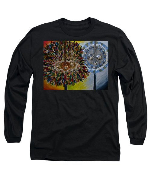 The Egungun Long Sleeve T-Shirt