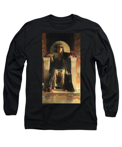 The Empress Theodora Long Sleeve T-Shirt