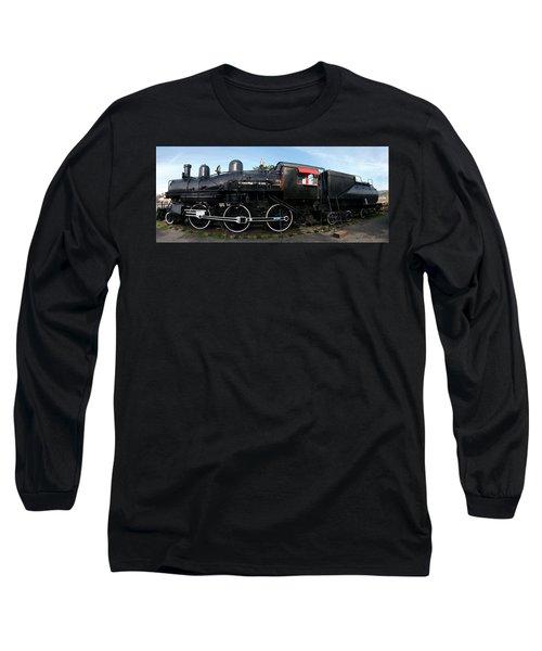 The Engine Long Sleeve T-Shirt by Richard J Cassato