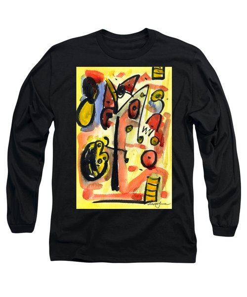 The Equation Long Sleeve T-Shirt by Stephen Lucas