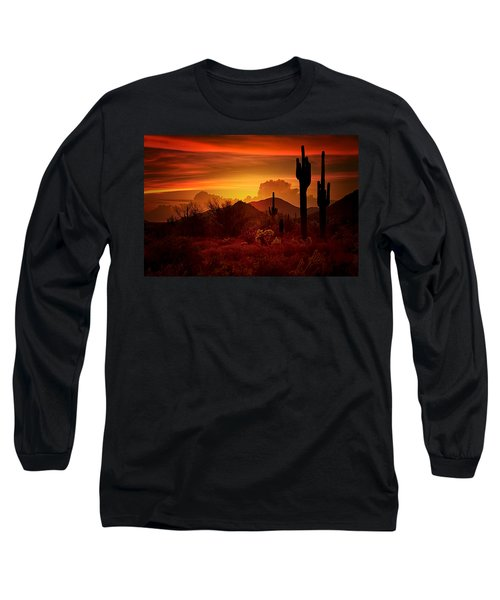 The Essence Of The Southwest Long Sleeve T-Shirt