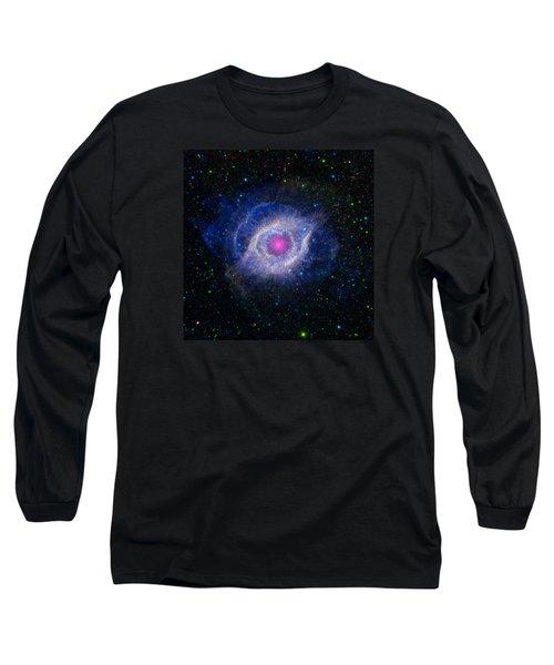 The Eye Of God Long Sleeve T-Shirt by Nasa