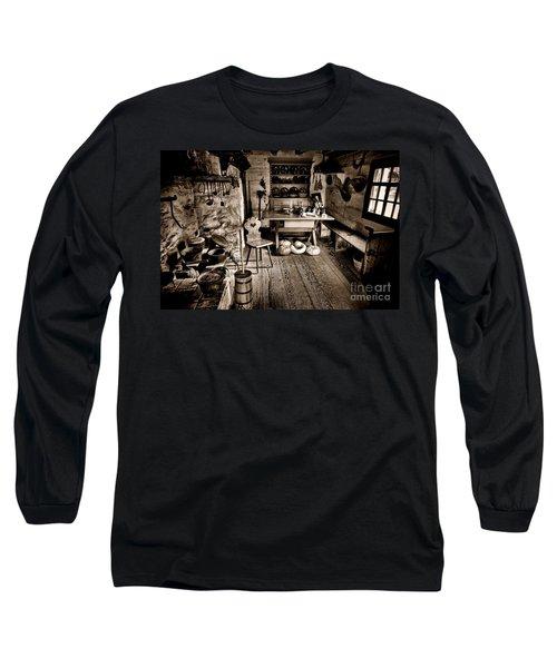 The Farmstead Long Sleeve T-Shirt