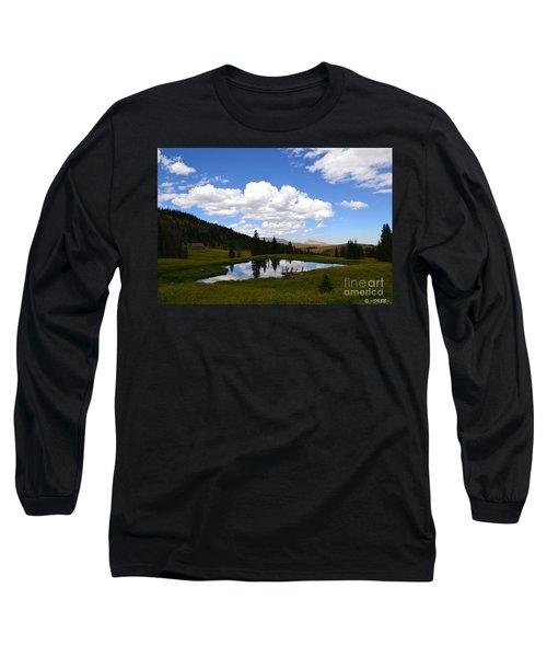 The Fishing Hole Long Sleeve T-Shirt