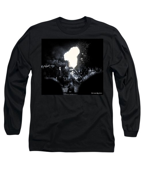 The Flare Thrower Long Sleeve T-Shirt