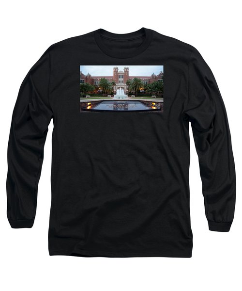 The Florida State University Long Sleeve T-Shirt by Paul  Wilford