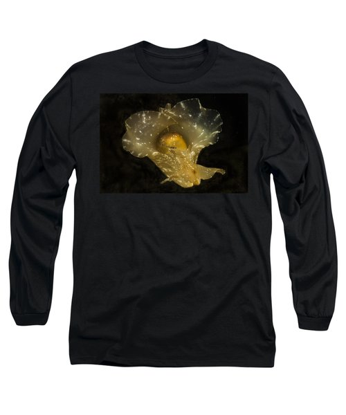 The Flying Aplysia Brasiliana One Long Sleeve T-Shirt
