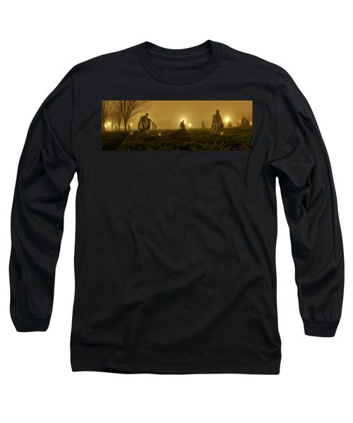 The Fog Of War #1 Long Sleeve T-Shirt