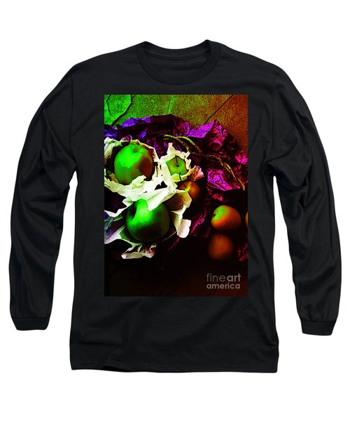 The Forbidden Fruit II Long Sleeve T-Shirt