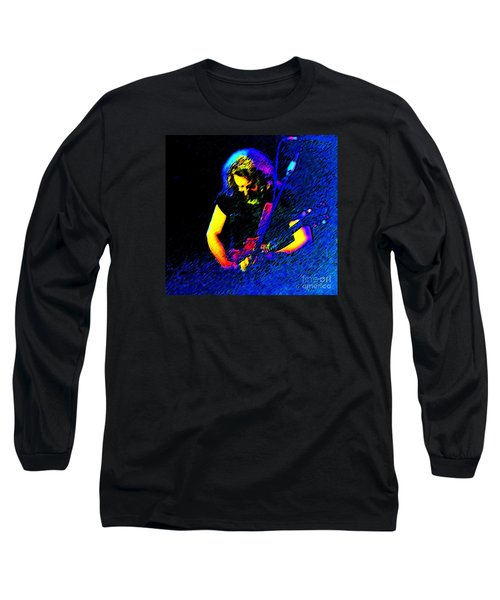 The Four Winds  Long Sleeve T-Shirt by Susan Carella