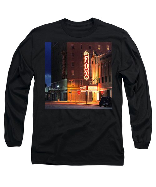 The Fox After The Show 2 Long Sleeve T-Shirt