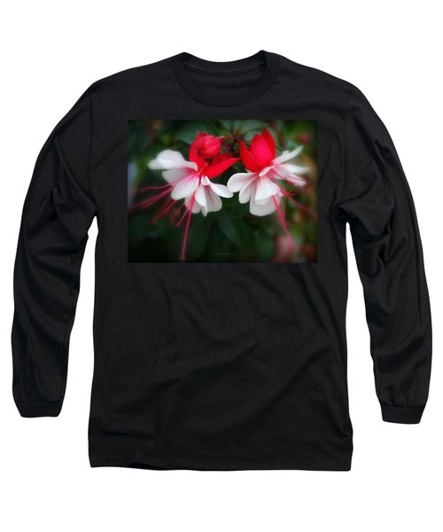 The Fuchsia Long Sleeve T-Shirt