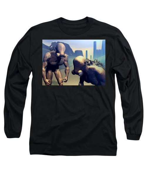 The Future Ancients Long Sleeve T-Shirt