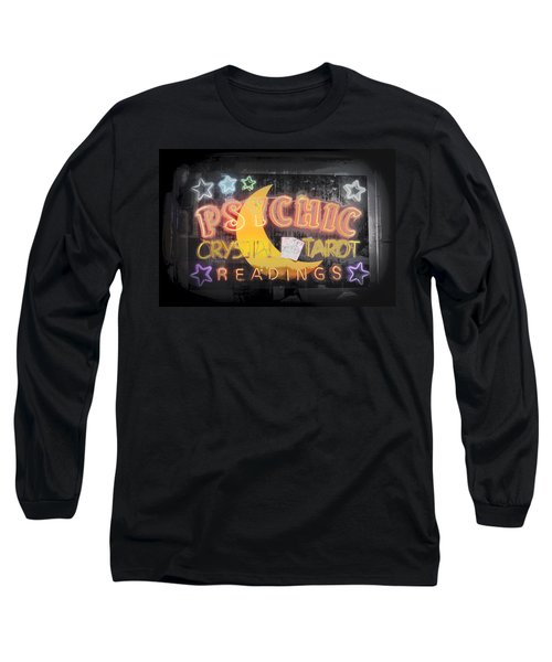 Long Sleeve T-Shirt featuring the photograph The Future by Lynn Sprowl