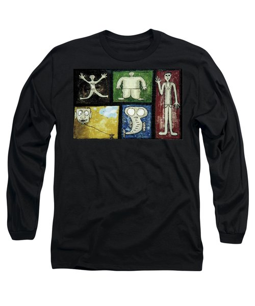 The Gang Of Five Long Sleeve T-Shirt