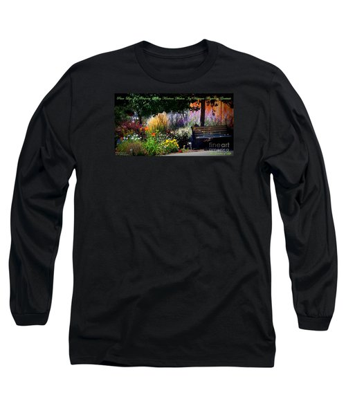 The Garden Of Life Long Sleeve T-Shirt