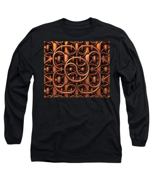 Long Sleeve T-Shirt featuring the digital art The Gate by Lyle Hatch