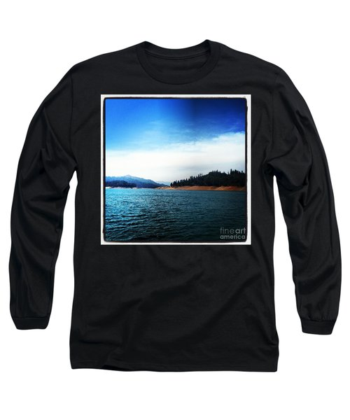 Long Sleeve T-Shirt featuring the photograph The Getaway by Luther Fine Art