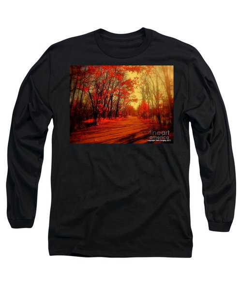 The Ginger Path Long Sleeve T-Shirt