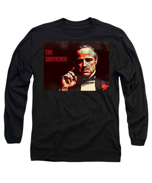 The Godfather Long Sleeve T-Shirt