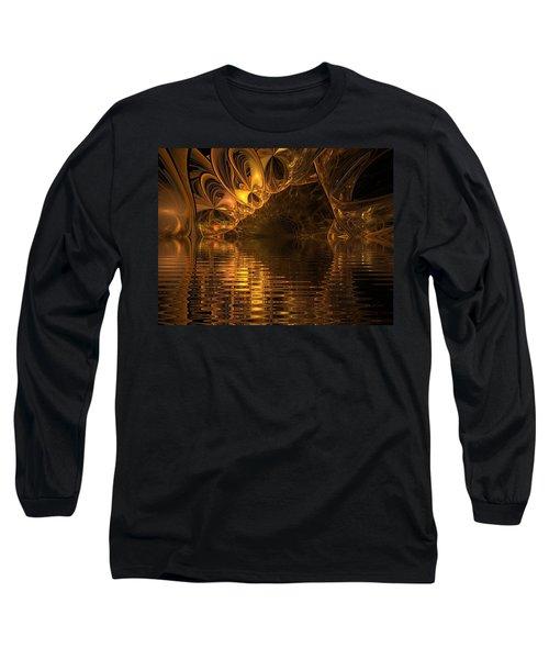 The Golden Cave Long Sleeve T-Shirt
