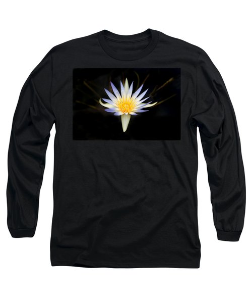 Long Sleeve T-Shirt featuring the photograph The Golden Chalice by Marion Cullen