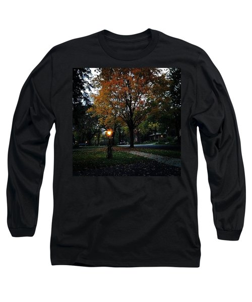 Illuminating Autumn Long Sleeve T-Shirt