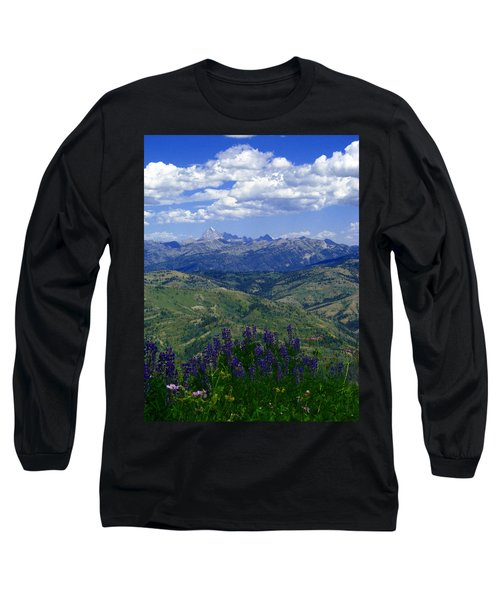 The Grand And Lupines Long Sleeve T-Shirt