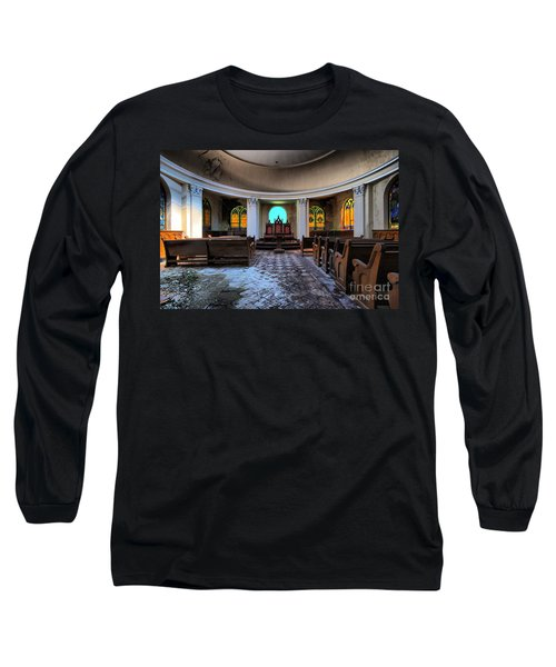 The Grand Geometrician Of The Universe Long Sleeve T-Shirt