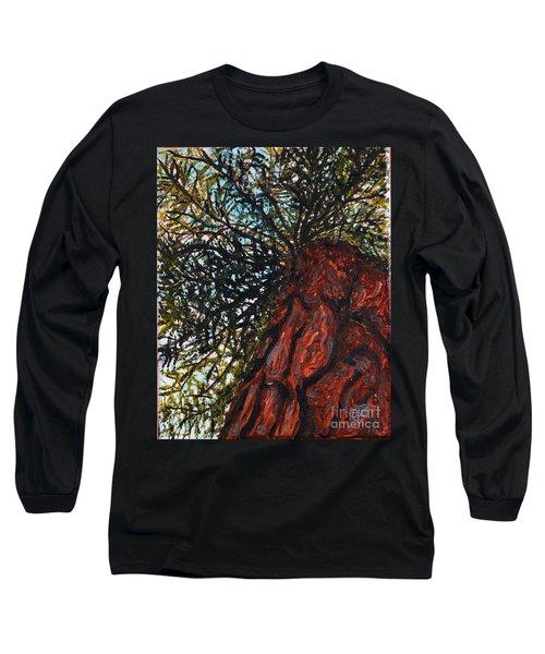 The Great Hemlock Long Sleeve T-Shirt