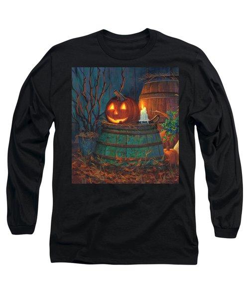 The Great Pumpkin Long Sleeve T-Shirt