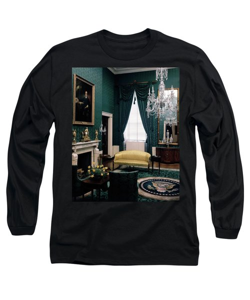 The Green Room In The White House Long Sleeve T-Shirt