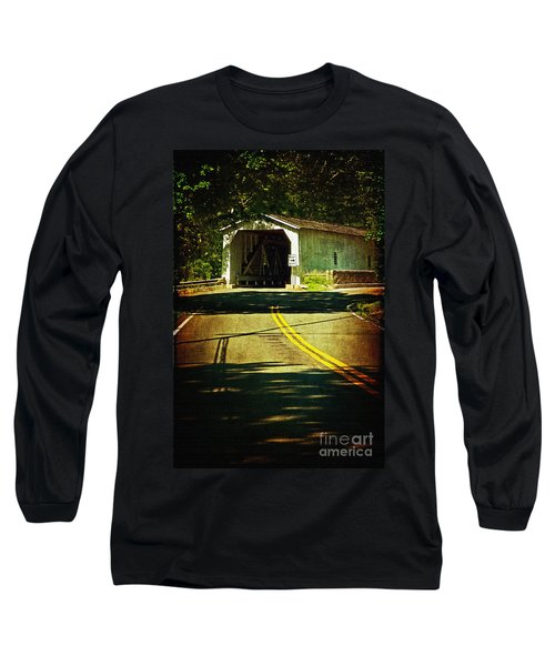 The Green Sergeants Covered Bridge Long Sleeve T-Shirt