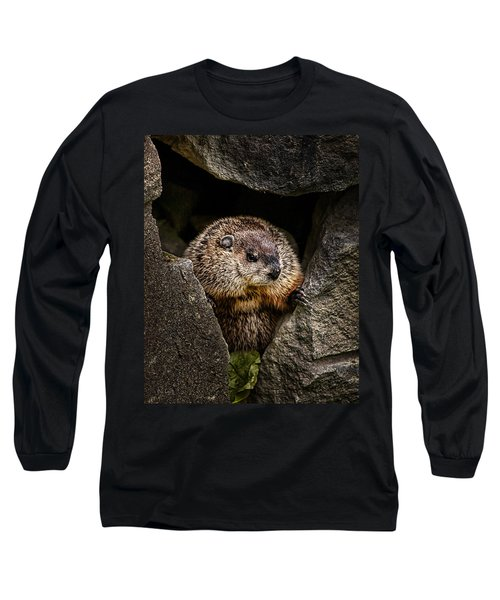 The Groundhog Long Sleeve T-Shirt