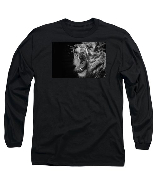 The Growl Long Sleeve T-Shirt