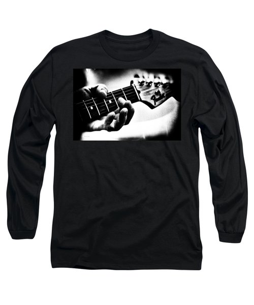 The Guitar Long Sleeve T-Shirt