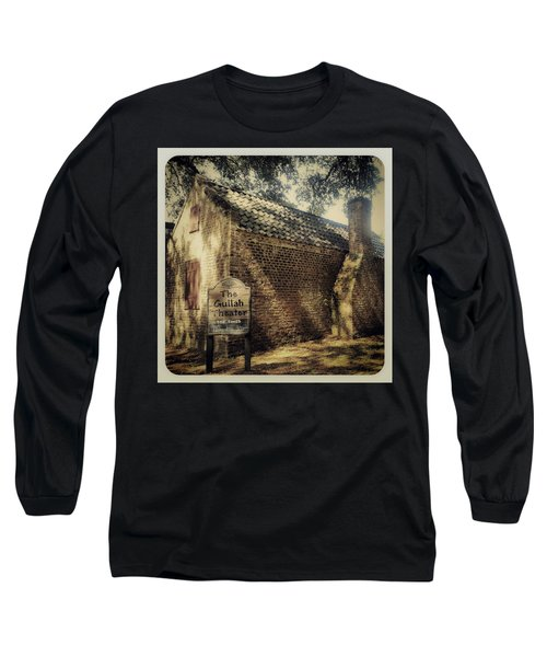 The Gullah Theater At Boone Hall Long Sleeve T-Shirt
