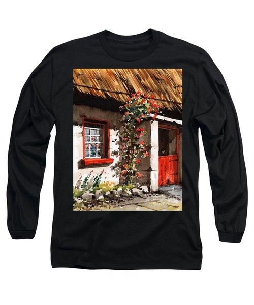 The Half Door Long Sleeve T-Shirt