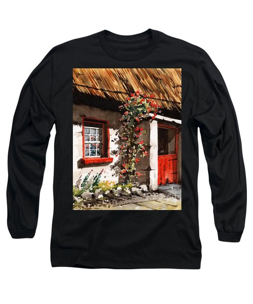 The Half Door Long Sleeve T-Shirt