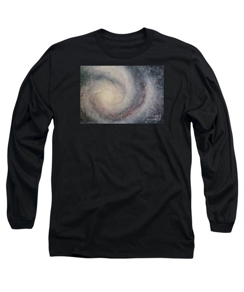 The Heavens Declare Your Glory Long Sleeve T-Shirt