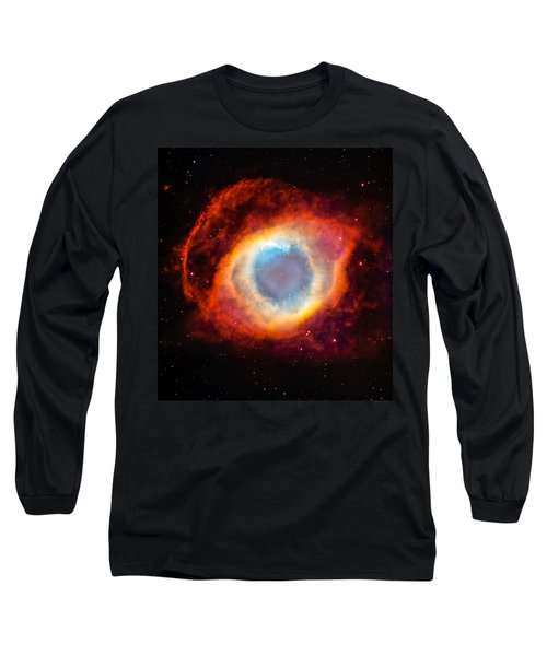 The Helix Nebula Long Sleeve T-Shirt