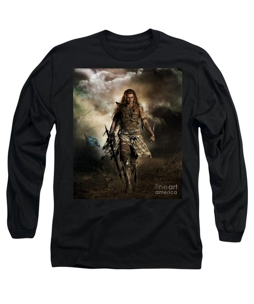 The Highlander Long Sleeve T-Shirt