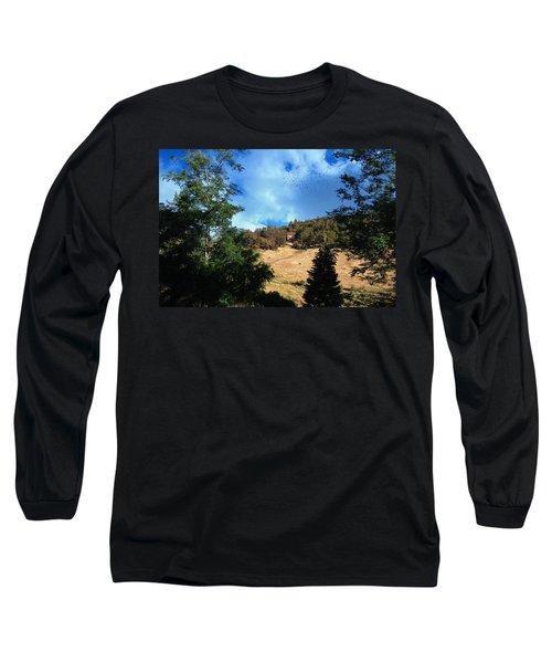 The Hillsides Of Julian Long Sleeve T-Shirt