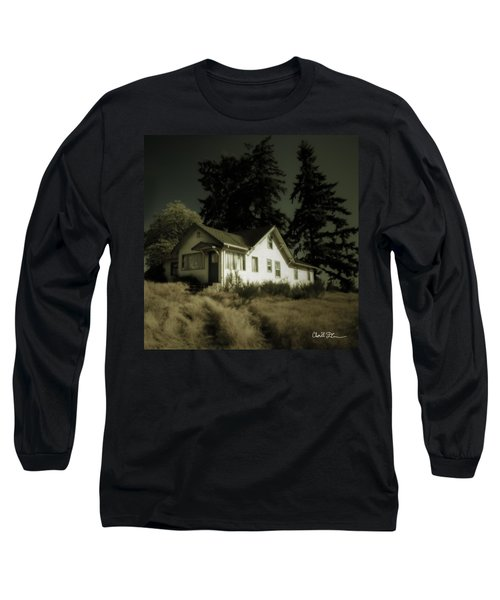 The House Long Sleeve T-Shirt by Charlie Duncan