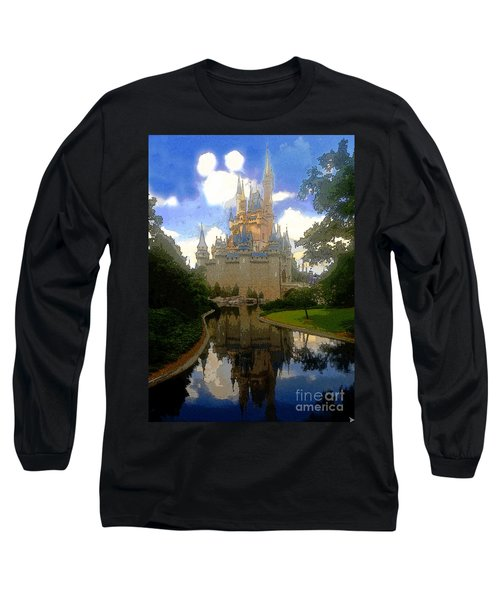 The House Of Cinderella Long Sleeve T-Shirt