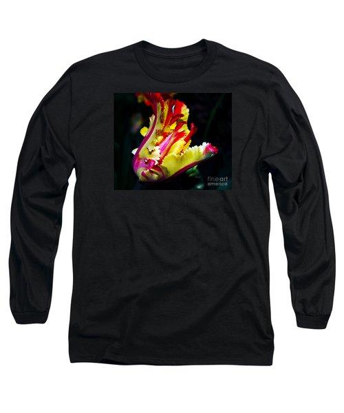 The Intruder Long Sleeve T-Shirt